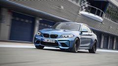 BMW M2 Coupé: prova in pista all'Hungaroring. Guarda il video. - Immagine: 28