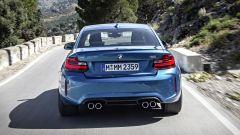 BMW M2 Coupé: prova in pista all'Hungaroring. Guarda il video. - Immagine: 34