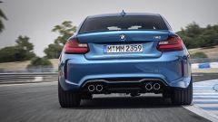BMW M2 Coupé: prova in pista all'Hungaroring. Guarda il video. - Immagine: 35