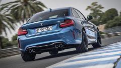 BMW M2 Coupé: prova in pista all'Hungaroring. Guarda il video. - Immagine: 31