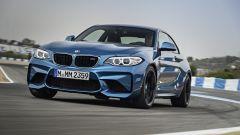 BMW M2 Coupé: prova in pista all'Hungaroring. Guarda il video. - Immagine: 36