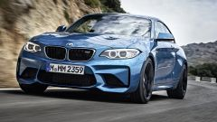 BMW M2 Coupé: prova in pista all'Hungaroring. Guarda il video. - Immagine: 25