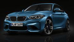 BMW M2 Coupé: prova in pista all'Hungaroring. Guarda il video. - Immagine: 38