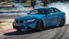 BMW M2 Coupé: prova in pista all'Hungaroring. Guarda il video. - Immagine: 1