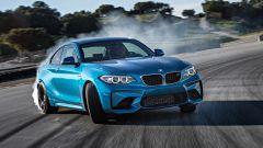 BMW M2 Coupé: prova in pista all'Hungaroring. Guarda il video. - Immagine: 8
