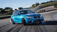 BMW M2 Coupé: prova in pista all'Hungaroring. Guarda il video. - Immagine: 10