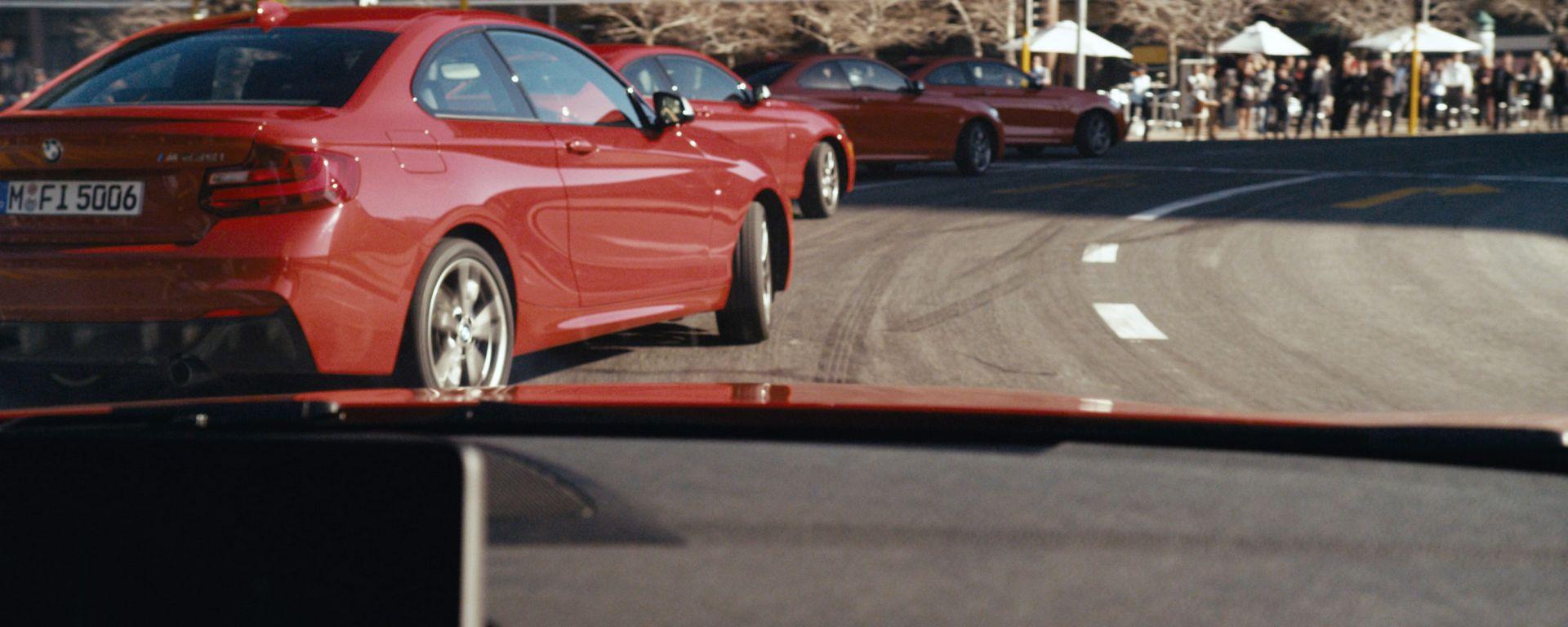 BMW M235i, The Epic Driftmob