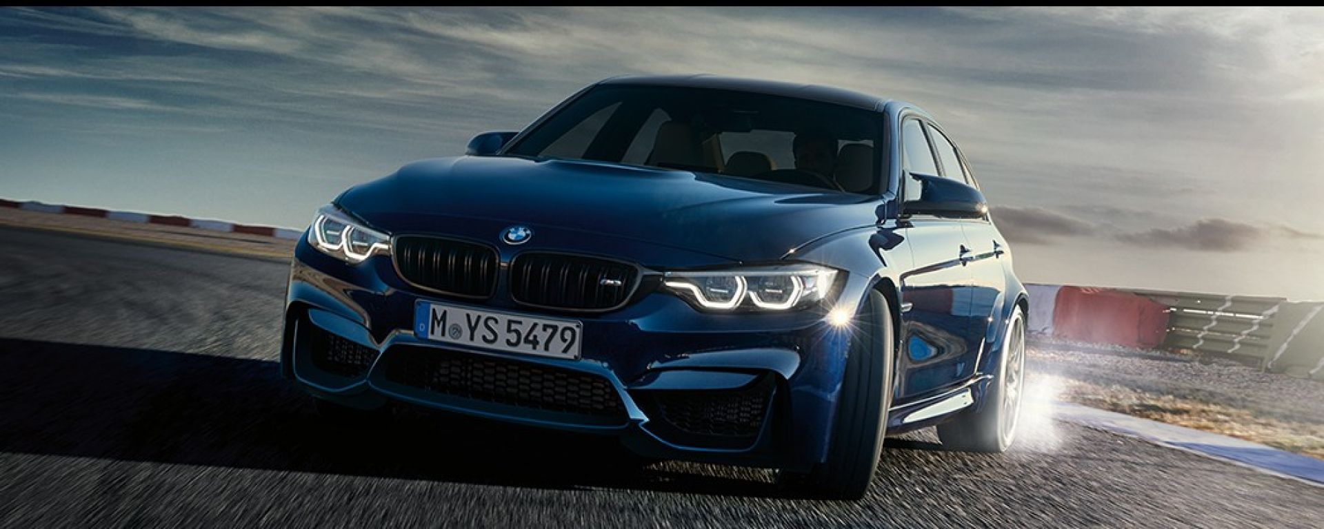BMW M3 2017: DEBUTTA IL RESTYLING