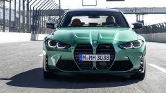 BMW M3 2021: il frontale
