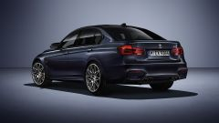 BMW M3 30 Years M3, vernice Macao Blue Metallic