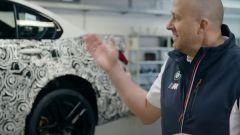 BMW M3 con Christian Flessa, BMW M Head of Driving Dynamics Systems Development