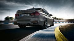 BMW M3 CS: vista posteriore