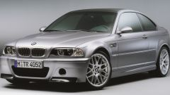 BMW M3 CSL: una versione più potente e alleggerita della coupé tedesca, oggi molto rara