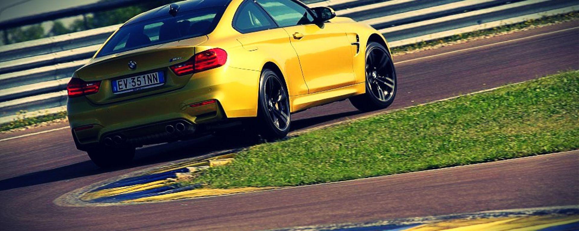 BMW M3 e M4 2014