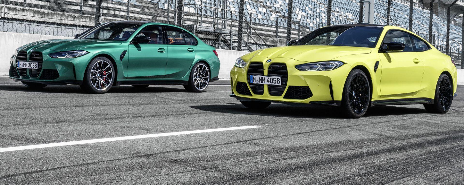 BMW M3 e M4 2021