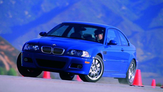 BMW M3 E46: perfetto equilibrio fra sport e comfort