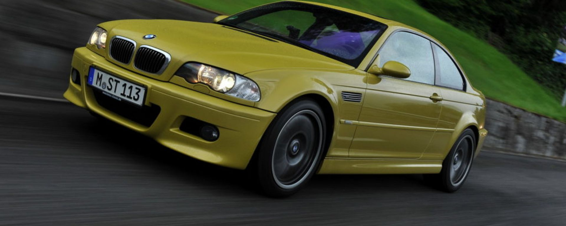 BMW M3 E46: un'icona della sportività tedesca