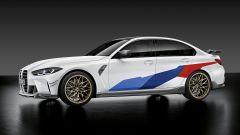 Nuova BMW M3 Performance Parts, ancora più cattiva [VIDEO] - Immagine: 4