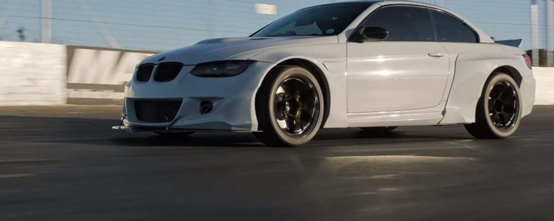 BMW M3, ritorno al V8 ma un V8 molto speciale