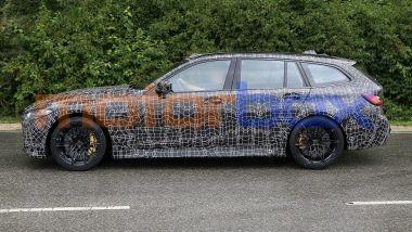 BMW M3 Touring, la fiancata