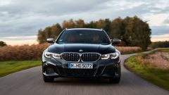BMW M340i xDrive Touring, il frontale
