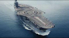 BMW M4: drifting in alto mare - Immagine: 1