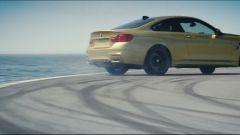 BMW M4: drifting in alto mare - Immagine: 10