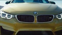 BMW M4: drifting in alto mare - Immagine: 11