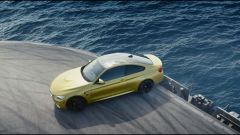 BMW M4: drifting in alto mare - Immagine: 12