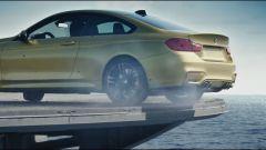 BMW M4: drifting in alto mare - Immagine: 13