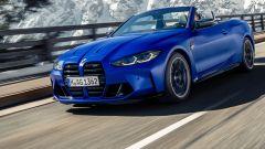 BMW M4 Cabrio Competition x Drive: uscita, prezzo, scheda tecnica