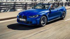 BMW M4 Cabrio, nata per strafare: solo in veste Competition M xDrive - Immagine: 6