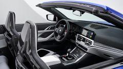 BMW M4 Cabrio, nata per strafare: solo in veste Competition M xDrive - Immagine: 9