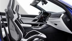 BMW M4 Cabrio, nata per strafare: solo in veste Competition M xDrive - Immagine: 18