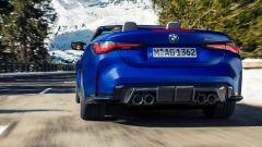 BMW M4 Cabrio, nata per strafare: solo in veste Competition M xDrive - Immagine: 27