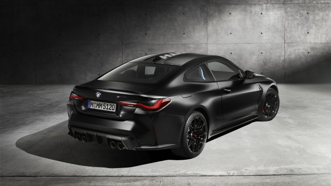 BMW M4 Comopetition Coupé: come la vede il brand lifestyle americano Kith