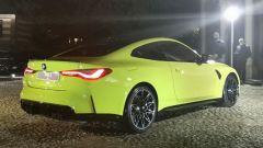 BMW M4 Competition, 510 cv di potenza