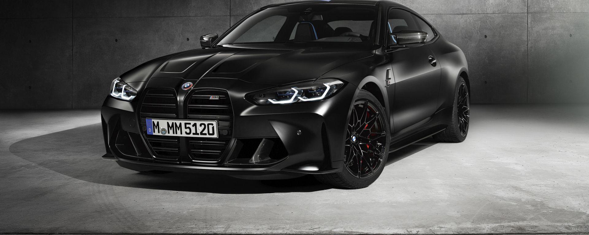 BMW M4 Competition Coupé: la special ha la stessa meccanica della versione originale da 510 CV