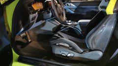 BMW M4 Competition, gli interni