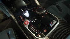 BMW M4 Competition, il cambio automatico a 8 rapporti