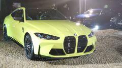 BMW M4 Competition, in vendita da marzo 2021