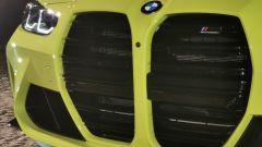 BMW M4 Competition, maxi doppio rene