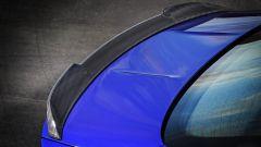 BMW M4 CS: dettaglio del flap tipo gurney