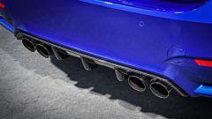 BMW M4 CS: dettaglio dell'estrattore
