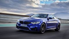 BMW M4 CS gira al Nurburgring in 7:38, dice la Casa