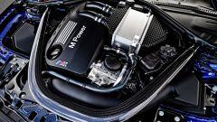 BMW M4 CS: il motore sviluppa 460 CV