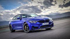 BMW M4 CS inaugura una nuova stirpe di serie speciali