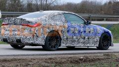 BMW M4 CSL: 3/4 posteriore