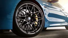 BMW M4 Edition Heritage: dettaglio cerchio 20