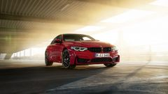 BMW M4 Edition Heritage: Imola Red